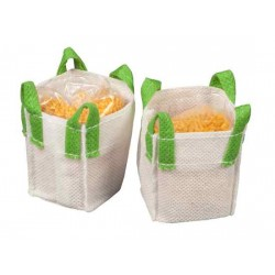 Lot de 2 Big bag de grains 1:32 Kids Globe 570036