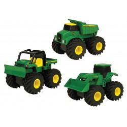 Tracteur John Deere Monster Treads Mini jouettoys