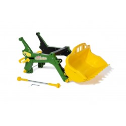 Chargeur RollyTrac Lader Premium John Deere ROLLY TOYS