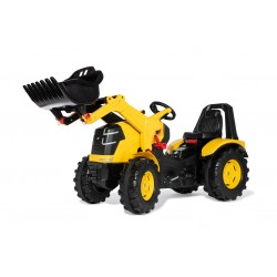 Tracteur Rolly X-trac premium CAT ROLLY TOYS