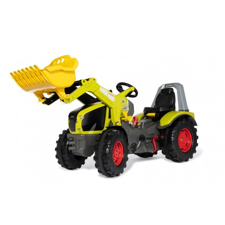 Tracteur Rolly X-trac premium Claas Axion 940 avec chargeur ROLLY TOYS
