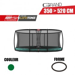 Trampoline InGround Grand Champion Berg jouet toys