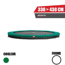 Trampoline INGROUND Favorit Berg jouet toys