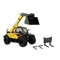 Chargeur télescopique New Holland TH7.42 1:32 Britains Jouettoys