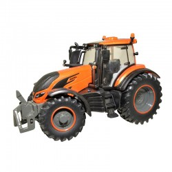 Tracteur Valtra T245 orange métallique Britains 1:32