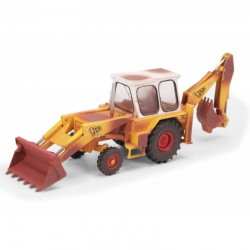 Tractopelle JCB 3c Mark III rouillé 1:32 Britains 43280 jouettoys