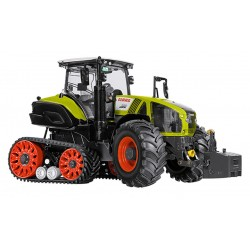 Tracteur Claas Axion 930 avec chaine Wiking 1:32