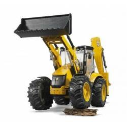 Tractopelle JCB 5CX BRUDER 02454 jouet toys
