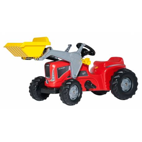 RollyKiddy Futura Trac avec chargeur ROLLY TOYS jouettoys