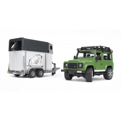 BRUDER - 02592 - Land Rover Defender jouettoys