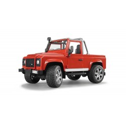 Land Rover Defender pick up Bruder 1:16
