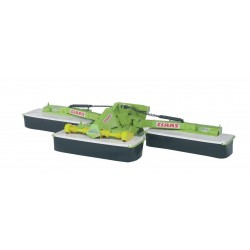 Triple faucheuse CLAAS Disco 8550 C Plus Bruder 1:16