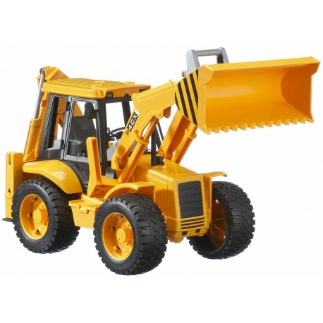 Tractopelle JCB 4X Bruder 02428 jouet toys
