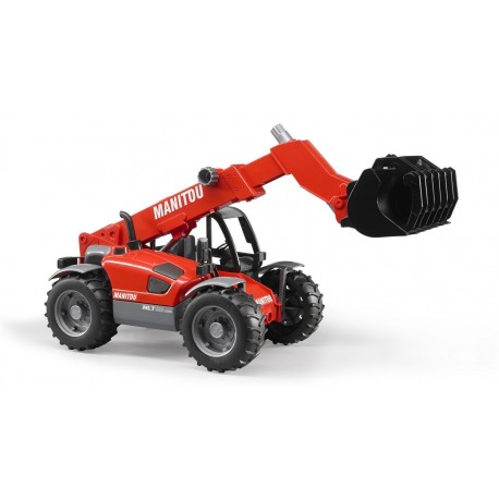 Manitou MLT 633 Bruder 02125 jouettoys