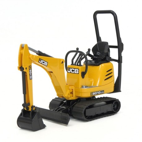 JCB Micro 8010 CTS 1:16 jouettoys