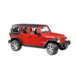 Jeep Wrangler BRUDER 02525 Unlimited Rubicon jouet toys