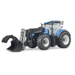 tracteur New Holland BRUDER 03121 jouet toys