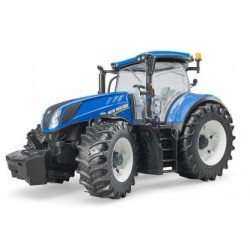 Tracteur New Holland T7.315 Bruder 1:16
