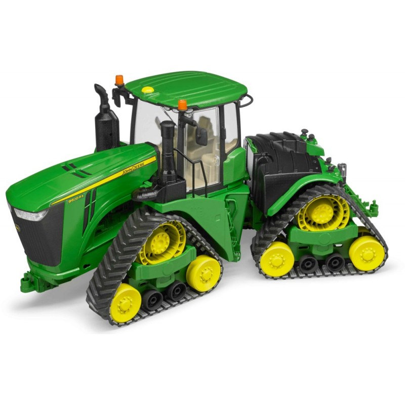 tracteur john deere 9620rx avec chenilles prix r duit jouet toys. Black Bedroom Furniture Sets. Home Design Ideas