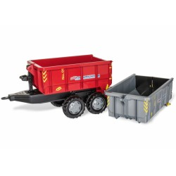 Remorque rollyContainer Set 123933 ROLLY TOYS