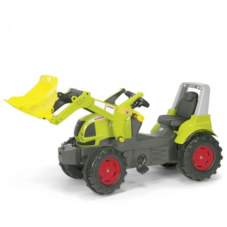 tracteur 710232 ROLLY TOYS Claas Arion 640 avec chargeur ROLLY TOYS - Jouet toys