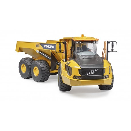 BRUDER 02455 Camion benne volvo jouettoys