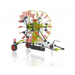 Andaineur Claas Liner 2600 1:32 jouettoys