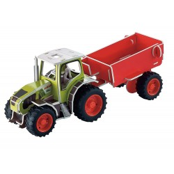 Puzzle 3D de Construction – Tracteur Claas Axion 950