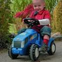 ROLLY TOYS Tracteur à pédales pas chers