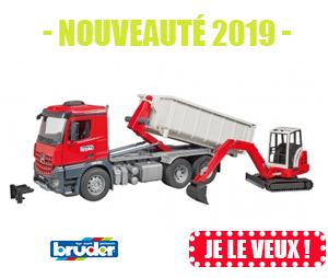 https://jouettoys.com/1851-camion-benne-mb-arocs-pelleteuse-bruder-116.html
