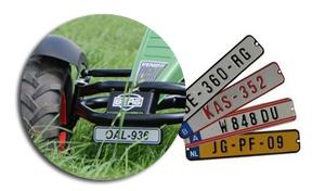 accessoires go-kart berg