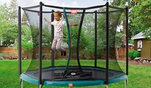 accessoire trampoline berg