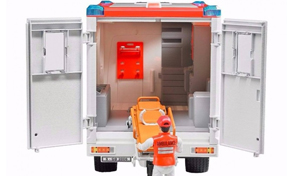 ambulance bruder