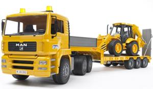 camions de chantiers bruder pas chers