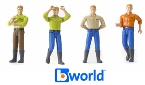 bworld figurine bruder