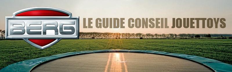 guide conseil berg
