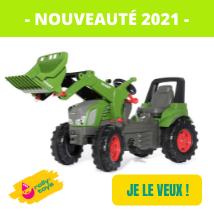 Nouveautés Tracteurs à pédales 2021 - Fendt Vario 939
