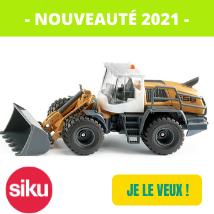 Nouveautes 2021 siku 3561 chargeur liebherr
