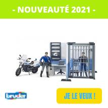 Nouveaute Bruder 2021 pas chers sur JouetToys : le magasin atelier de vélo