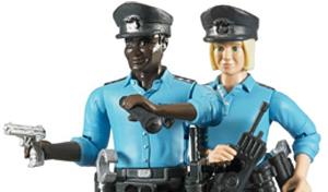 Policier Bworld bruder