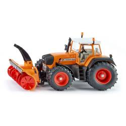 tracteur chasse neige siku