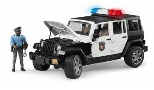 voiture police bruder